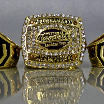 Custom Youth Baseball Championship Rings