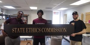 State Ethics Commission Award