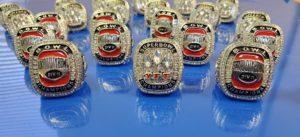 League Championship Rings