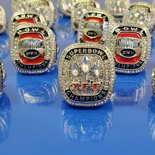League Championship Rings Gallery