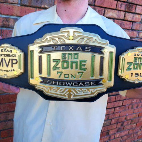 Youth Championship Belts