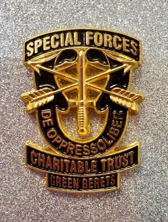 Charitable Trust Pin