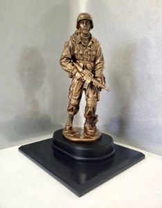 Standing Soldier Trophy