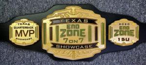 Texas Championship Belt