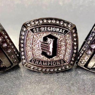 Custom Football Rings