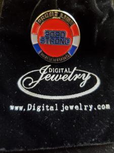 Strong Medical Pin 2020