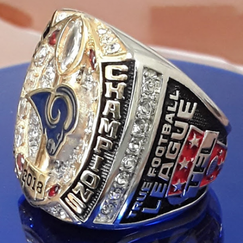 Extreme Series Championship Rings Gallery